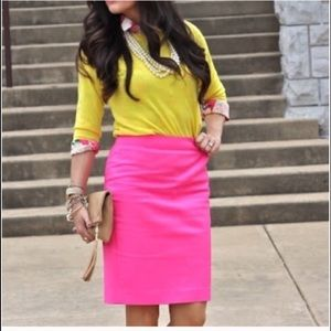 J.Crew No. 2 Pencil Skirt